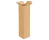 4416 Tall Corrugated Boxes (4- x 4- x 16-)
