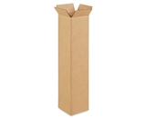 4420 Tall Corrugated Boxes (4- x 4- x 20-)