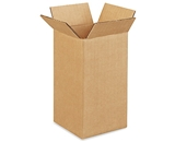 448 Tall Corrugated Boxes (4- x 4- x 8-)