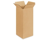 5512 Tall Corrugated Boxes (5- x 5- x 12-)