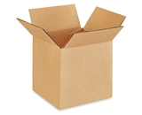 555 Corrugated Boxes (5- x 5- x 5-)