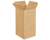6612 Tall Corrugated Boxes (6- x 6- x 12-)