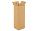 6618 Tall Corrugated Boxes (6- x 6- x 18-)