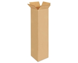 6624 Tall Corrugated Boxes (6- x 6- x 24-)