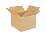 996 Corrugated Boxes (9- x 9- x 6-)