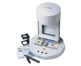 Accubanker D-200: Tower Counterfeit Detection System