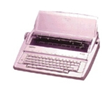 Brother ML100 Electronic Typewritter