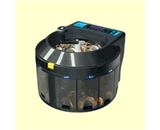CANADIAN COIN-Digital Speed Coin/Counter/Sorter-MANUAL-PORTABLE-CORDLESS/600 Per Min. GB825