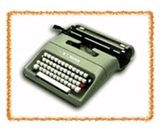 Royal/Olivetti Lettera35 Portable Manual Pica Typewritter-BRAND NEW